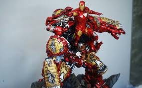 <b>4PCS</b>/<b>LOT</b> DC <b>MARVEL</b> Avengers Heroes Iron Man Hulkbuster ...