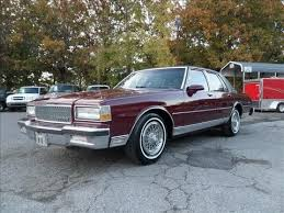 1989 <b>Chevrolet Caprice</b> Classic Brougham Start Up, Exhaust, and In ...