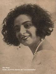 Ecco chi era Ria Rosa. Una donna moderna, coraggiosa; una femminista quasi mezzo secolo prima del femminismo. Una voce pungente, un tono sferzante, ... - 1695173649