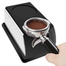 Realand Sturdy <b>Stainless Steel</b> Silicone Espresso <b>Coffee Tamper</b>