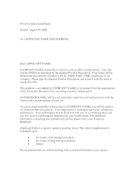 sample offer letter from employer sample job offer letter offer job offer letter sample and employer rescind job offer letter