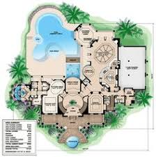 Plan TX  Luxury   Central Courtyard   Luxury House Plans    Plan WE  Southern Influenced Plantation Estate