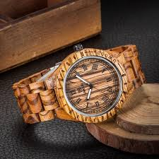 Uwood Natural Handmade Zebra And <b>Red Sandal</b> Wooden ...