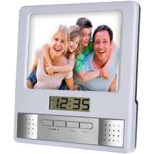 Электронные часы <b>Perfeo</b> Foto PF-S6005, <b>радио, будильник</b> ...