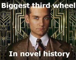 third wheels in novels