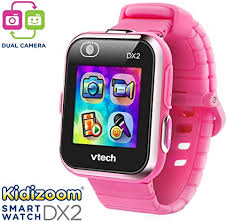 VTech KidiZoom Smartwatch DX2, Pink: Toys & Games - Amazon.com