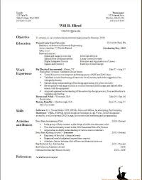 make a cv for job