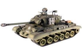 <b>Радиоуправляемый танк Taigen</b> 1:16 M26 Pershing Snow <b>Leopard</b> ...