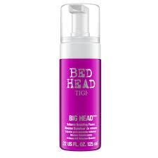 TIGI BED HEAD Big Head <b>Легкая пена для придания</b> объема ...