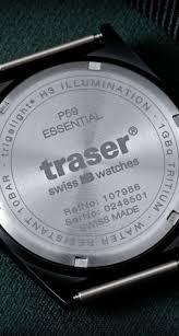 <b>Мужские часы</b> Traser P59 Essential S Black 108215