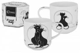 <b>Кружка Crazy Cats Любовь</b> CAR2-017-2005 0.5л Костяной ...
