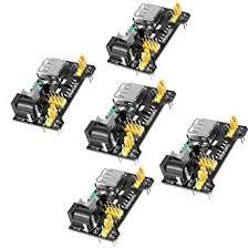 <b>5pcs</b> 3.3V <b>5V Power Supply</b> Module for MB102 102 Prototype ...