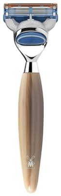 <b>Бритва Смола</b>, <b>цвет рога</b> Modern Kosmo Gillette Fusion Muehle ...
