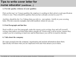 4 tips to write cover letter for nurse cover letter for nurse