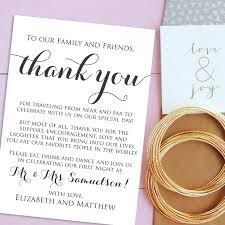 thank you note template wedding best template design wedding wedding thank you cards welcome letter printable wedding c2tbc6bu