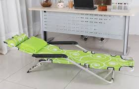 enjoy fun 4 chairs with folding bed twin bed office lunch nap bed camp bed siesta camp bed office