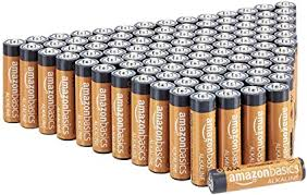 AmazonBasics 100 Pack AAA High-Performance ... - Amazon.com
