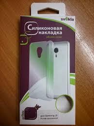 Обзор от покупателя на <b>Чехол</b>-крышка <b>Svekla для Samsung</b> ...