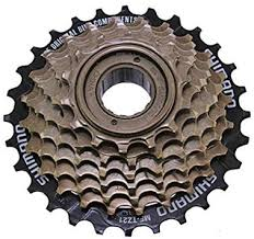 SHIMANO New <b>Bicycle</b> Freewheels MF-TZ21 7 Speed Cassette <b>14</b> ...