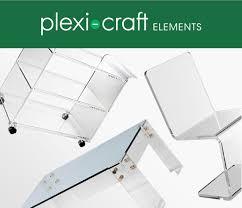 plexi craft custom acrylic furniture plexiglas and lucite acrilic furniture