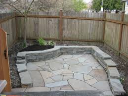 patio flagstone pallet how  berg afters  how