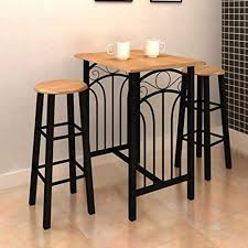 LGFSG Dining table and chairs <b>Breakfast</b>/<b>Dinner Table Dining Set</b> ...