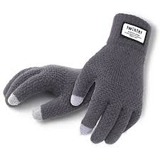 Зима осень Для Мужчин Вязаные <b>перчатки Сенсорный</b> экран ...