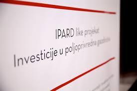 Rezultat slika za Iskustva iz IPARD projekata