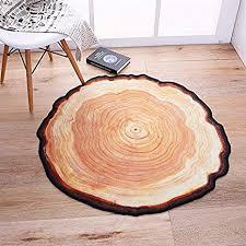 Ustide Fashion Design Big Tree Rug Round Home ... - Amazon.com