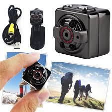 <b>SQ8 Mini Camera HD</b> 1080P digital Infrared Night Camcorder ...