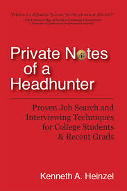 cheap job headhunter job headhunter deals on line at alibaba com get quotations middot private notes of a headhunter proven job search and interviewing techniques for college students and