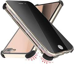 Privacy <b>Magnetic</b> Case for iPhone 11 6.1 inch <b>Anti Peep</b> Clear ...