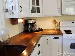 under cabinet lighting diy wide plank butcher block countertops wwwsimplymaggiecom i cabinet lighting diy