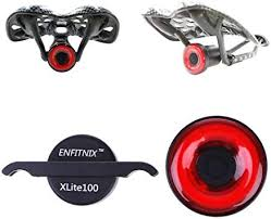 Forart Xlite100 Intelligent Bike Tail <b>Light</b>,<b>USB Charging LED</b> ...