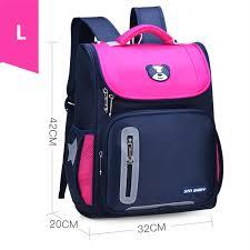 2 Size Girls Orthopaedics <b>School Backpacks Children School</b> Bags ...