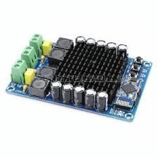 <b>TDA7498 HD</b> 4.1 <b>Bluetooth</b> Digital <b>Amplifier</b> Board 100W+100W ...