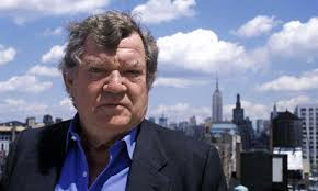 Robert Hughes in New York, where he lived and wrote for Time magazine from 1970. Photograph: Jeremy Pollard/Oxford Film/TV - Robert-Hughes-008