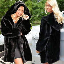 <b>Faux Fur</b> Outer Shell Coats, Jackets & Vests Parkas for <b>Women</b> for ...