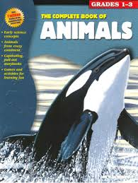 The <b>Complete</b> Book of <b>Animals</b> Grades 2 - <b>3</b> - 11504