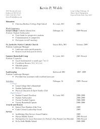 perfect resume for a recent college graduate graphic  corezume coresume  business student resume example college internship resume template