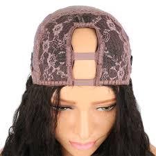 <b>Sunnymay</b> 1*4 U Part Wig 130% BoB Straight Wig <b>Pre Plucked Lace</b> ...