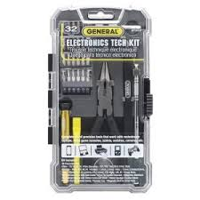 General Tools Cell Phone and Electronics Repair Kit (<b>32</b>-<b>Piece</b>)-661 ...