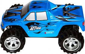 <b>Радиоуправляемая машинка WL Toys</b> Monster - A979-Blue ...