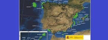 Resultado de imagen de zonas litorales españolas
