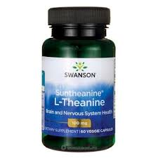 Swanson Ultra Suntheanine <b>L</b>-<b>Theanine</b>, <b>100 мг</b>, <b>60</b> ...