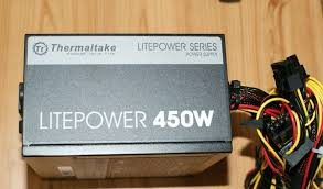 Обзор от покупателя на <b>Блок питания THERMALTAKE Litepower</b> ...
