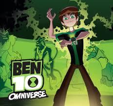 Ben 10 omnireverse