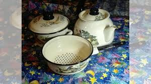 <b>Набор эмалированной посуды</b> купить в Москве с доставкой ...