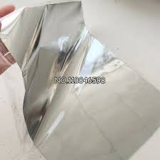 50 шт. 20x29 см A4 серебряная <b>фольга для горячего</b> тиснения ...