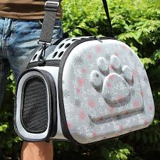 Online Shop Petminru Breathable Cat <b>Dog Carrier</b> Travel <b>Bag</b> ...